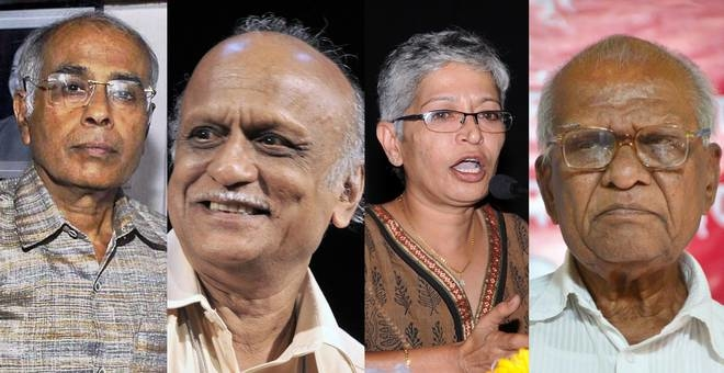 Attack on rationalists in India