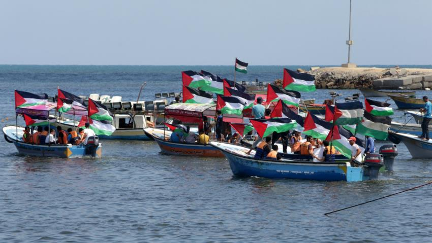 Israeli Navy Intercepts Second Humanitarian Flotilla from Gaza