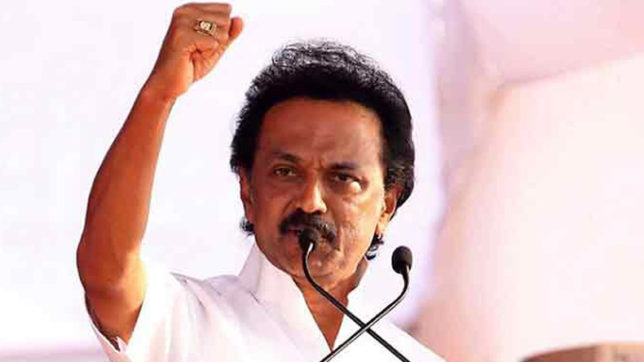 dmk stalin hd