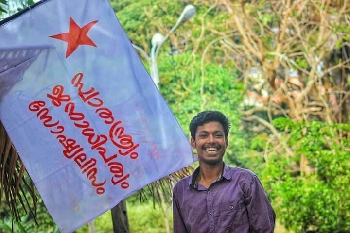 SFI activist hacked to death in Kerala