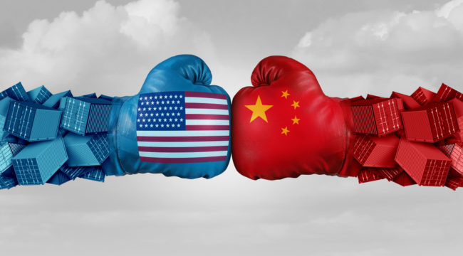 Trade War Between USA and China