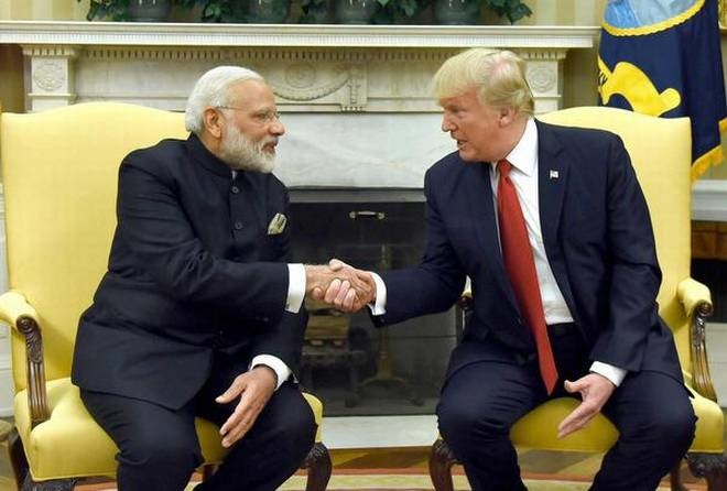 Trump, Modi and Rightwing