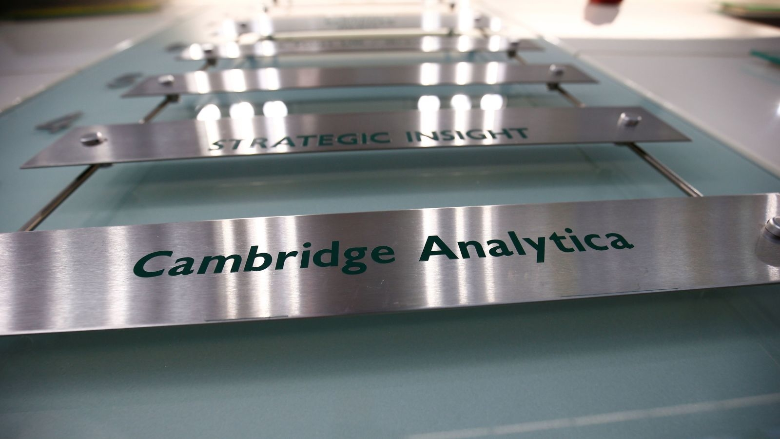 BJP Cambridge Analytica