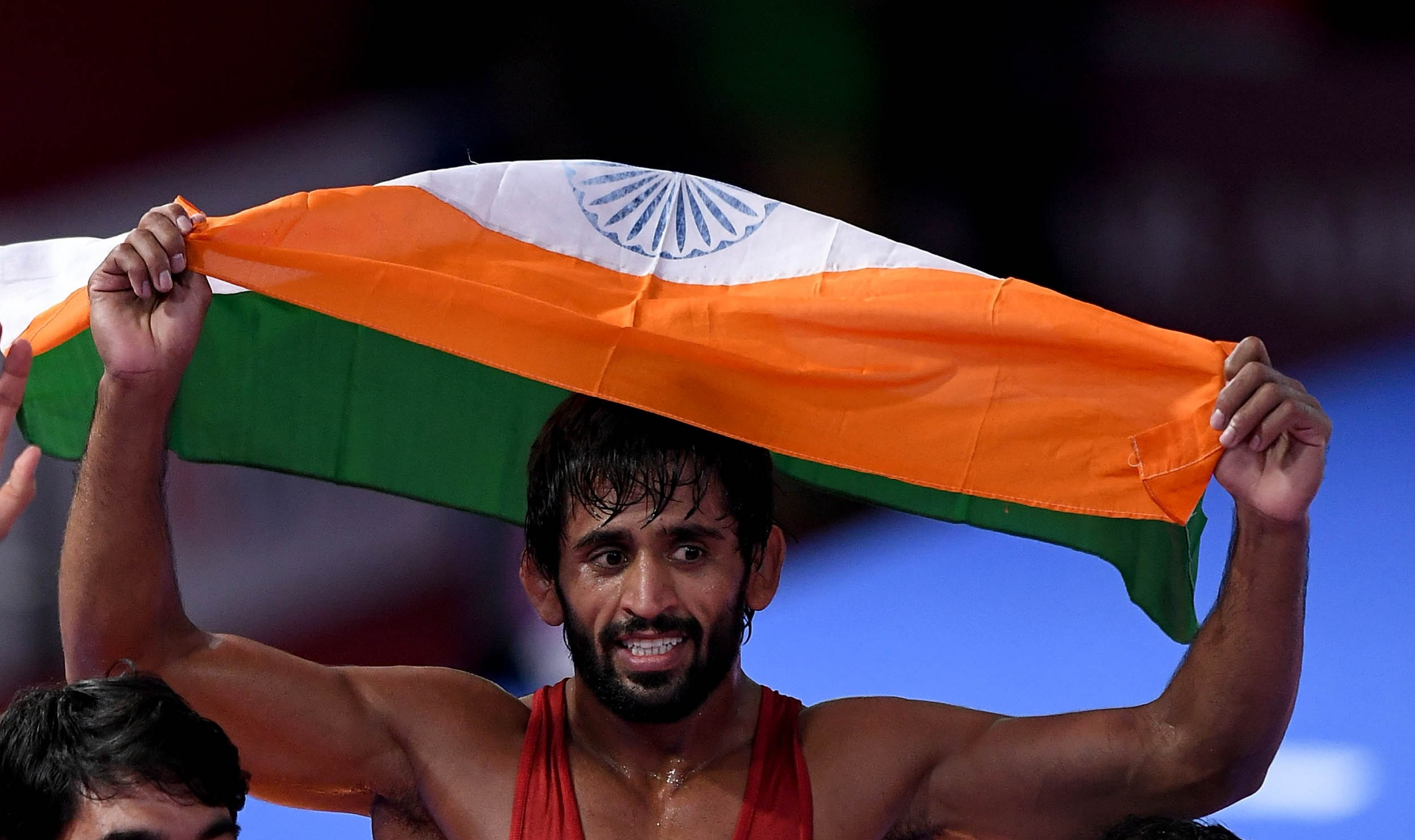 Bajrang Punia Asian Games
