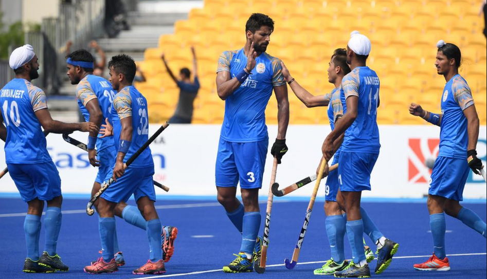 Indian hockey team Asian Games