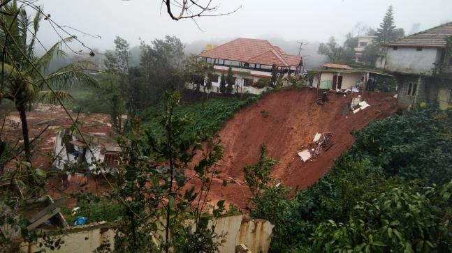 Floods in Kodagu district