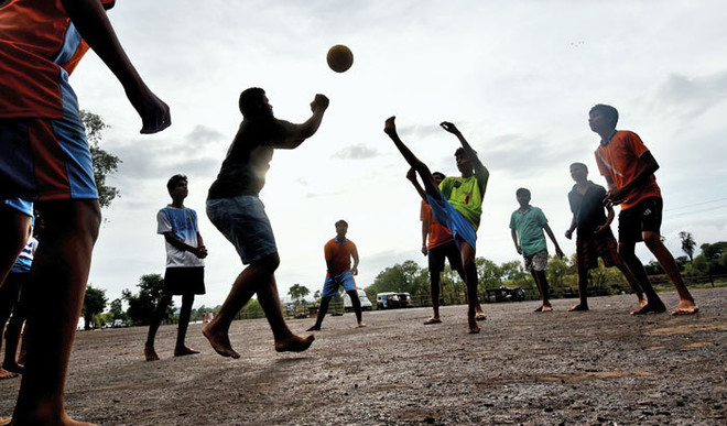 taking play seriously time to make sports a fundamental right
