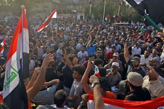 Basra's Protests