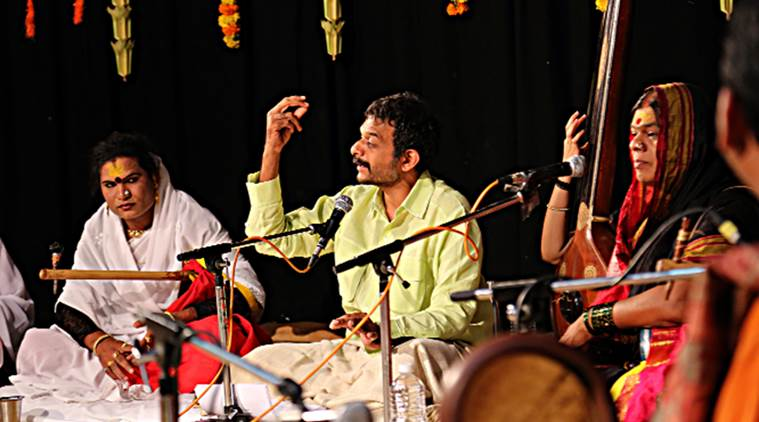 Carnatic music attacked