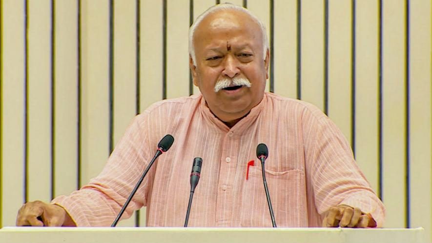 Mohan Bhagawat - Chief of RSS