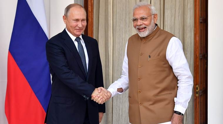 India-Russia Clinch S-400 Missile