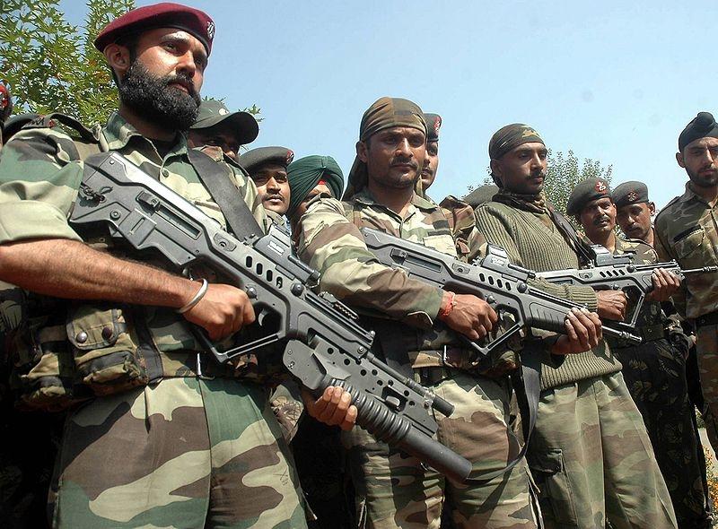Indian Para Commandos   Image Credit: Wikipedia Creative Commons
