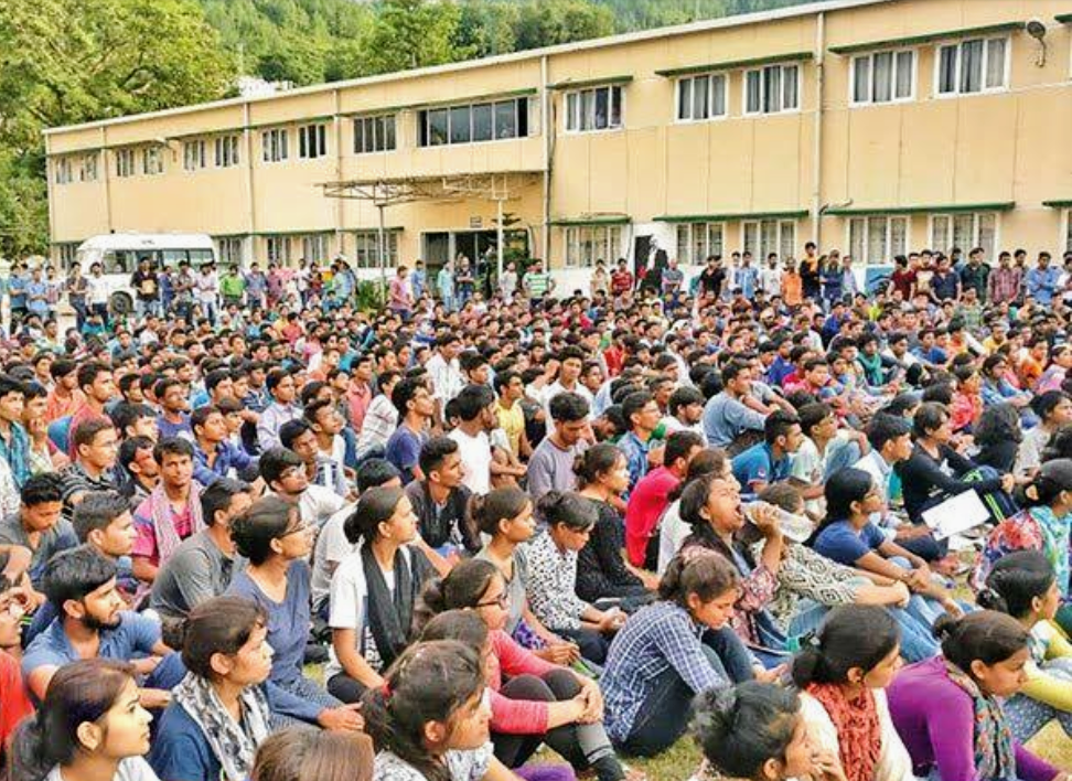 Over 900 Students of NIT Uttarakhand Vacate Campus in a ...