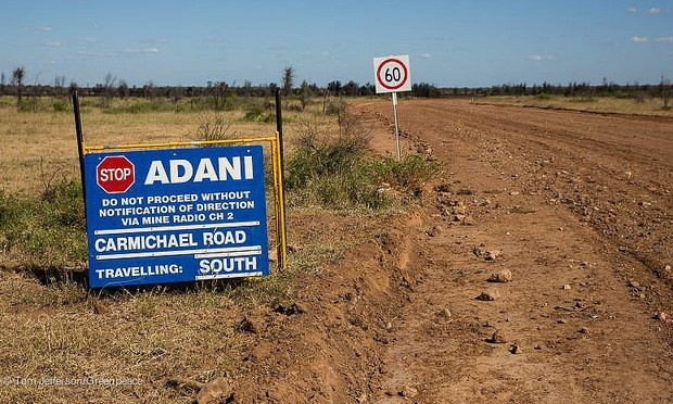 Queensland Adani Project
