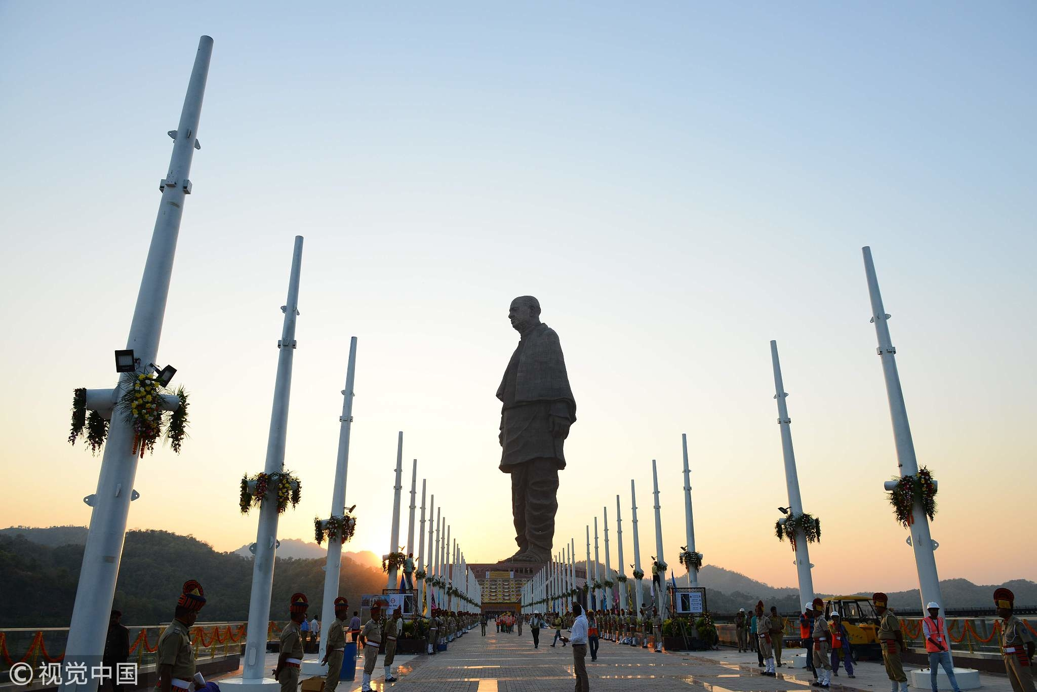 'Statue of Unity'