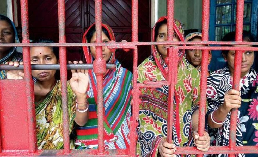 The only detention centre for women is in Kokrajhar. | Image Credit: Sentinel Assam