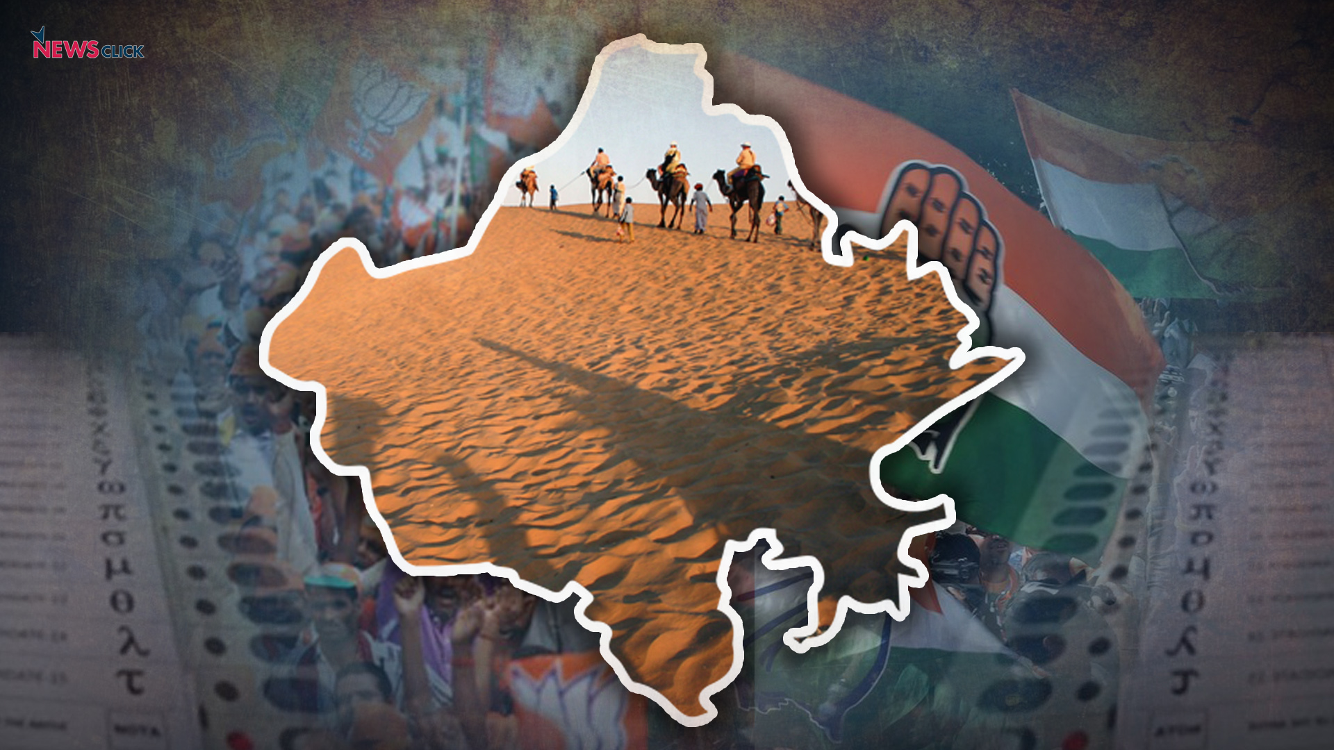 Rajasthan Polls Why Gujjars Likely To Support Congress This