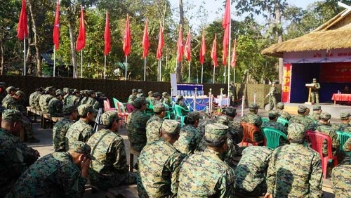 National Socialist Council Of Nagaland : All   NewsClick