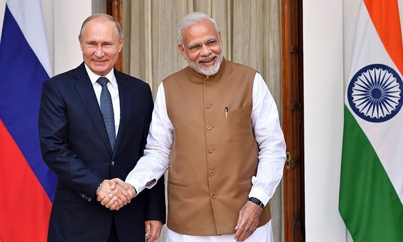 India, Russia finalise USD 500 mil deal