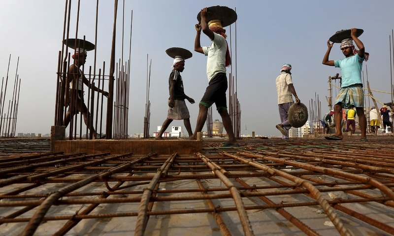 Workers in MP