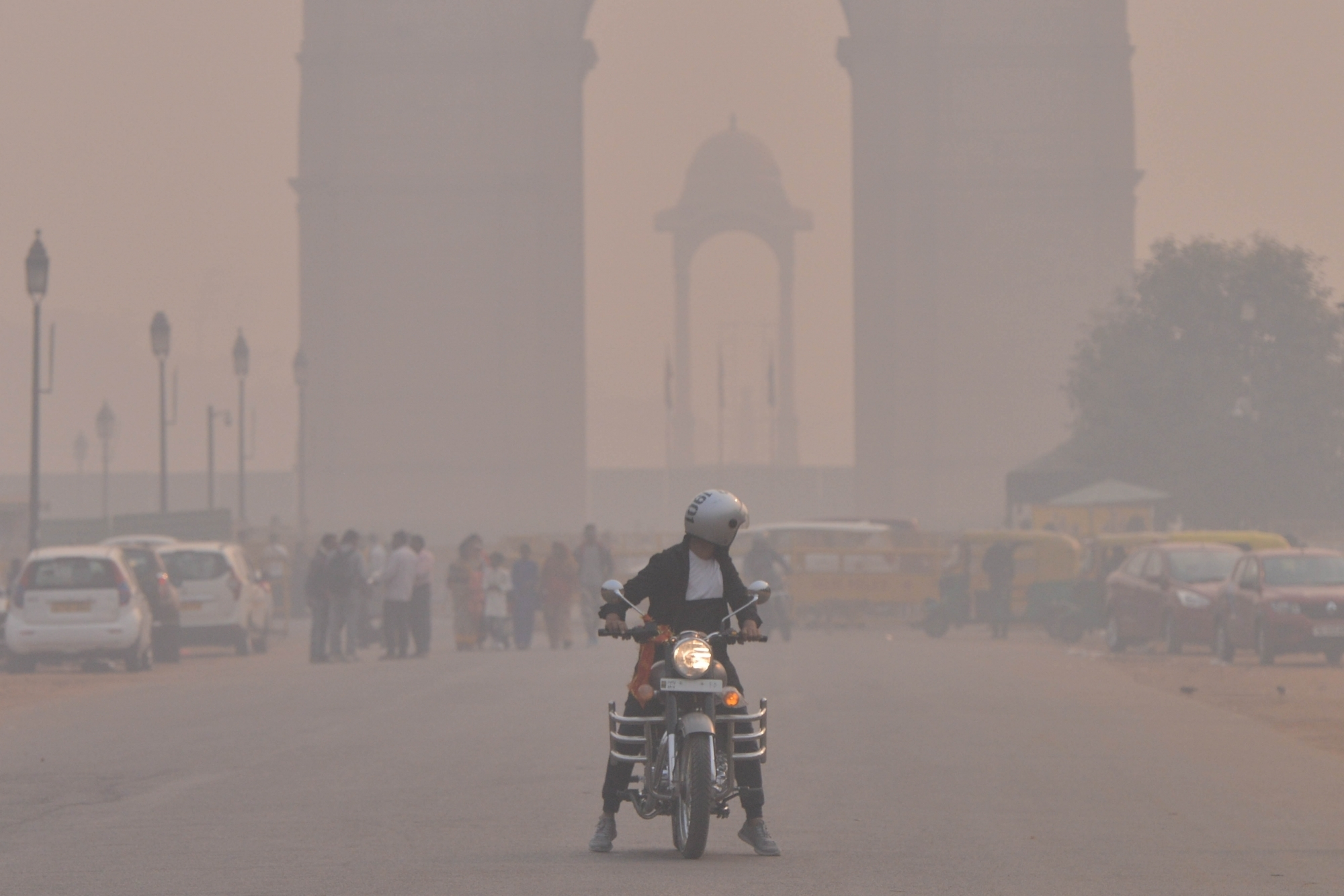 AIBA Women's World Boxing Championships in New Delhi's pollution