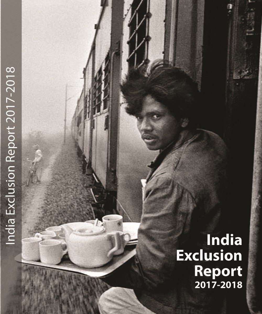 India Exclusion Report 2017-18