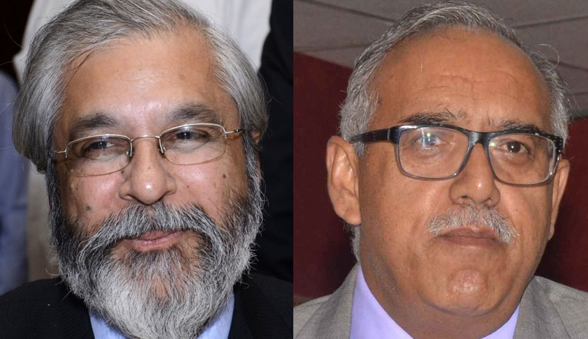 Justice Madan B Lokur and Deepak Gupta