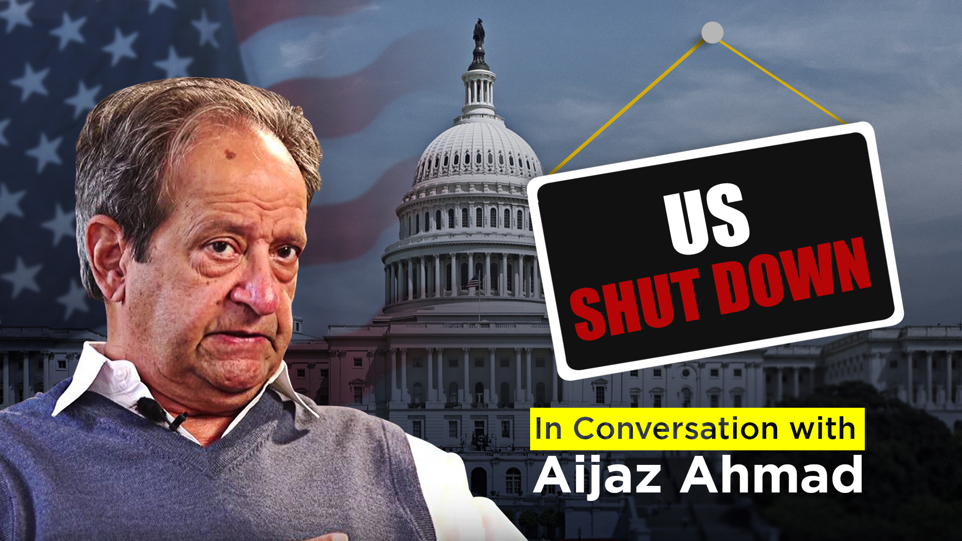 In Conversation With Aijaz Ahmed