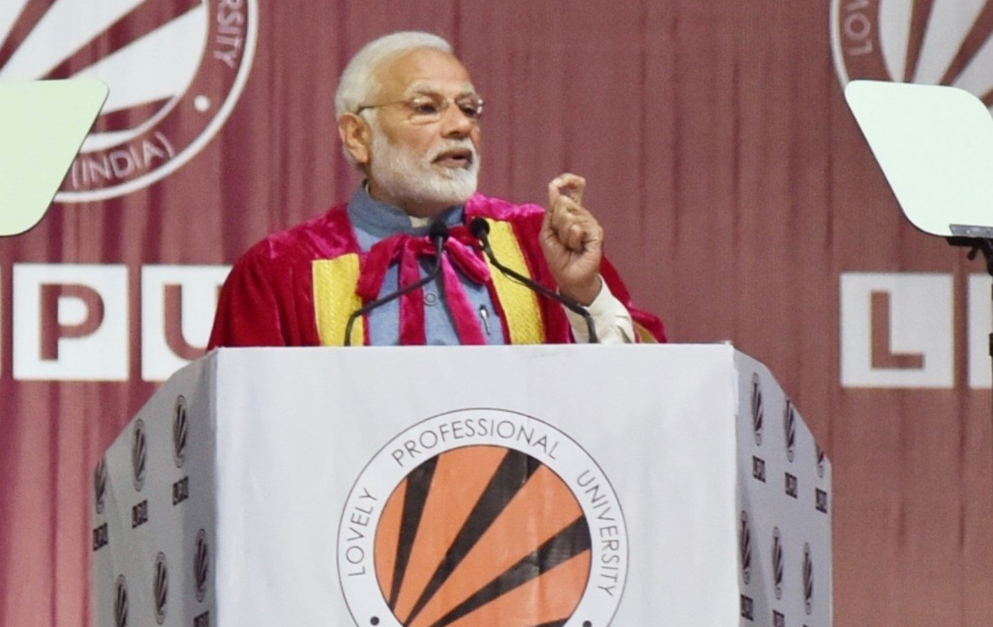 Modi at Indian Science Congress