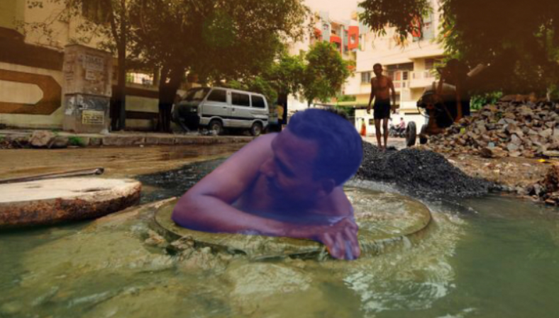 Manual Scavenging Coimbatore