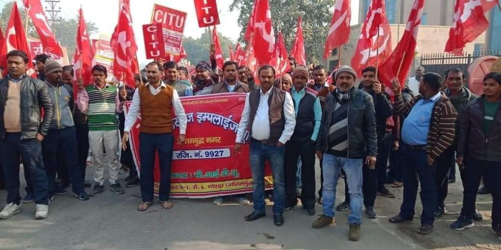 Workers Unite Across India