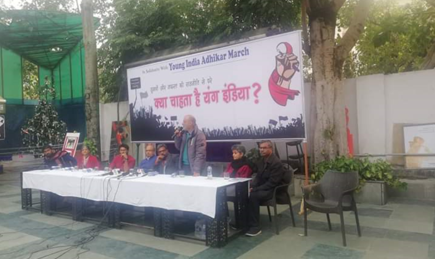 YINCC Declares Thousands of Youth Will March in Delhi on February 7