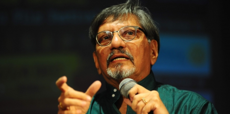 "Amol Palekar: ""Why are we still silent about this?"""