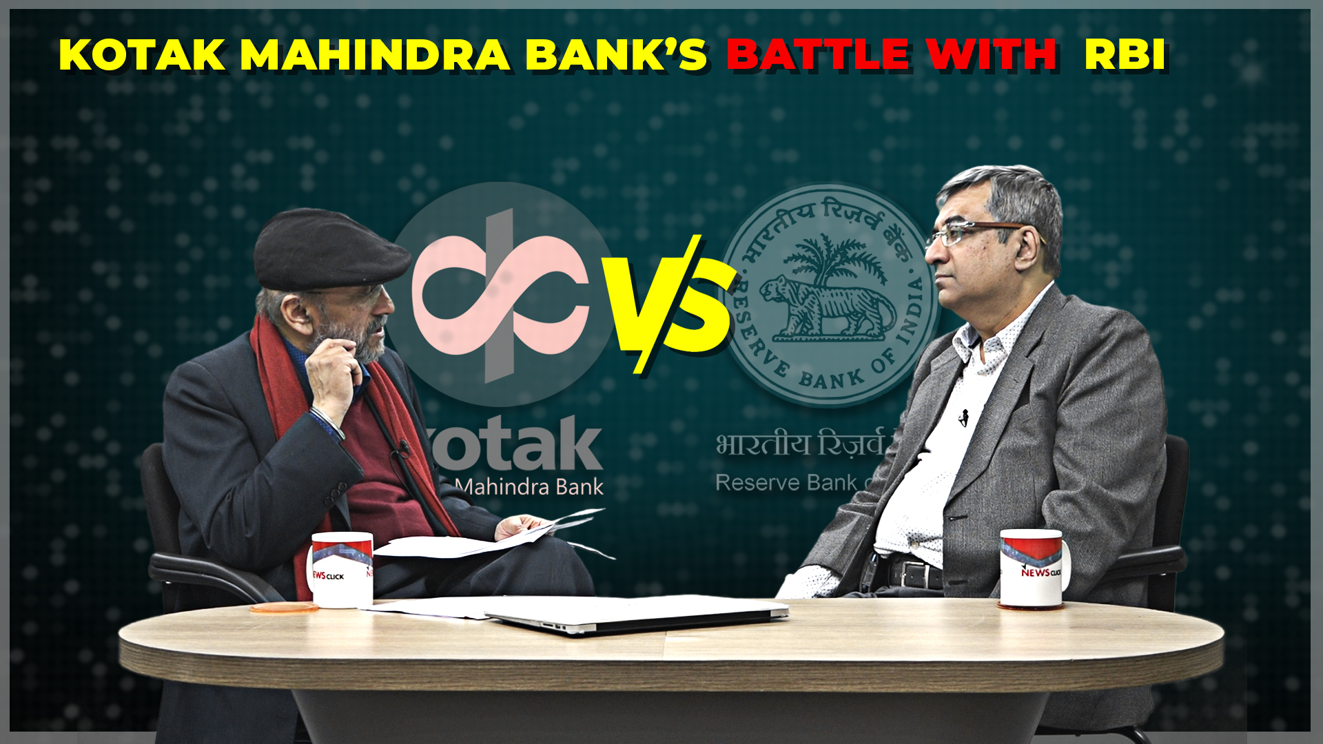 Kotak Mahindra Bank's Battle with RBI