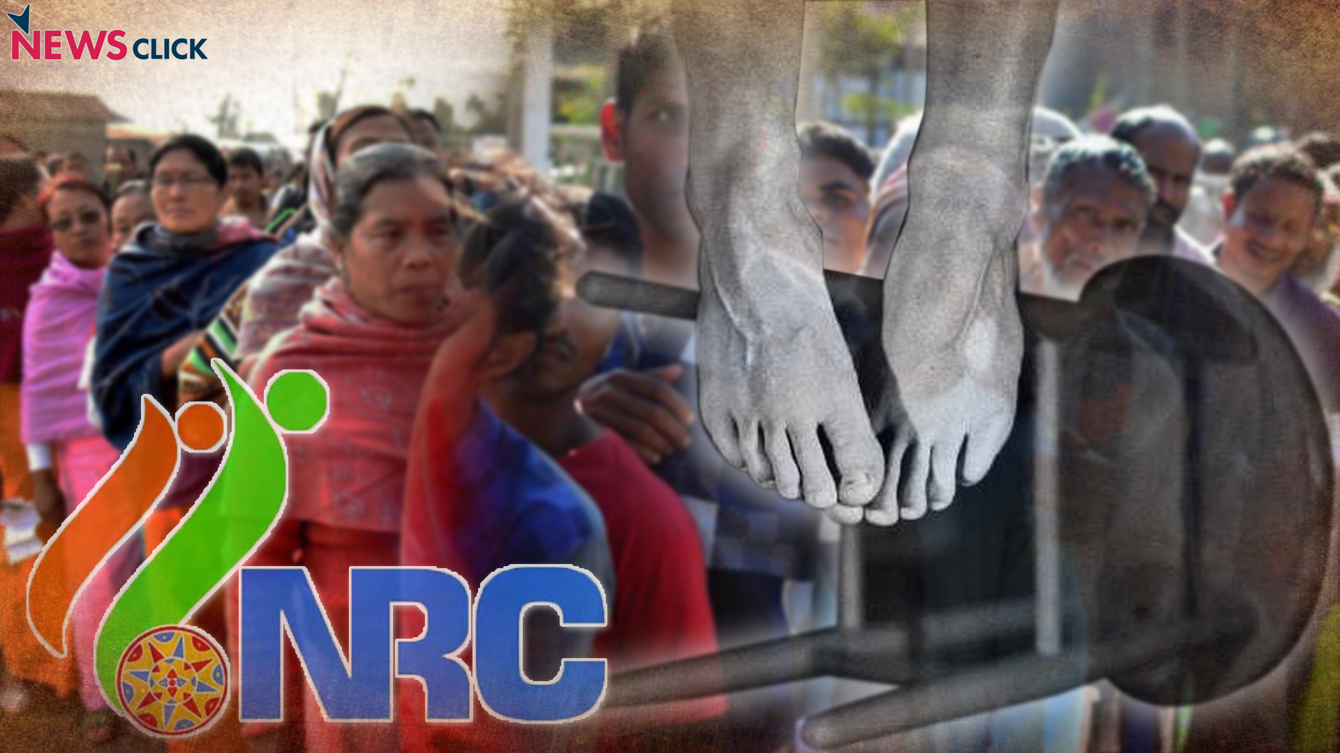 Centre Making All Efforts to Destroy NRC Process: SC