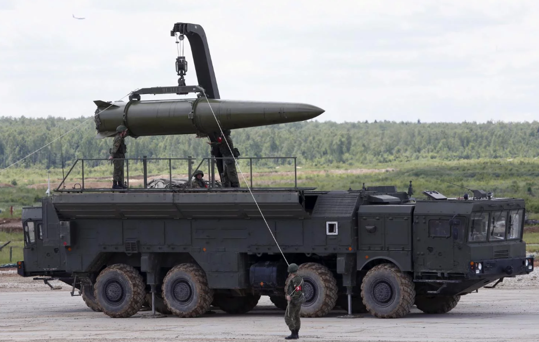 US withdrawal From INF Treaty Marks a Dangerous Move Towards Nuclear Escalation