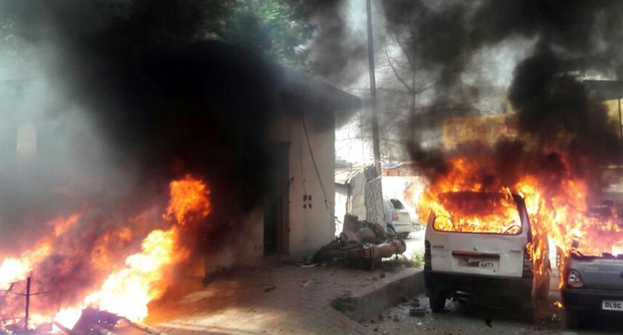Aftermath of Bharat Bandh Violence in MP