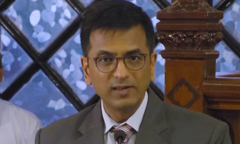 Constitution Lynched When Person Lynched for Food He Had: Justice Chandrachud