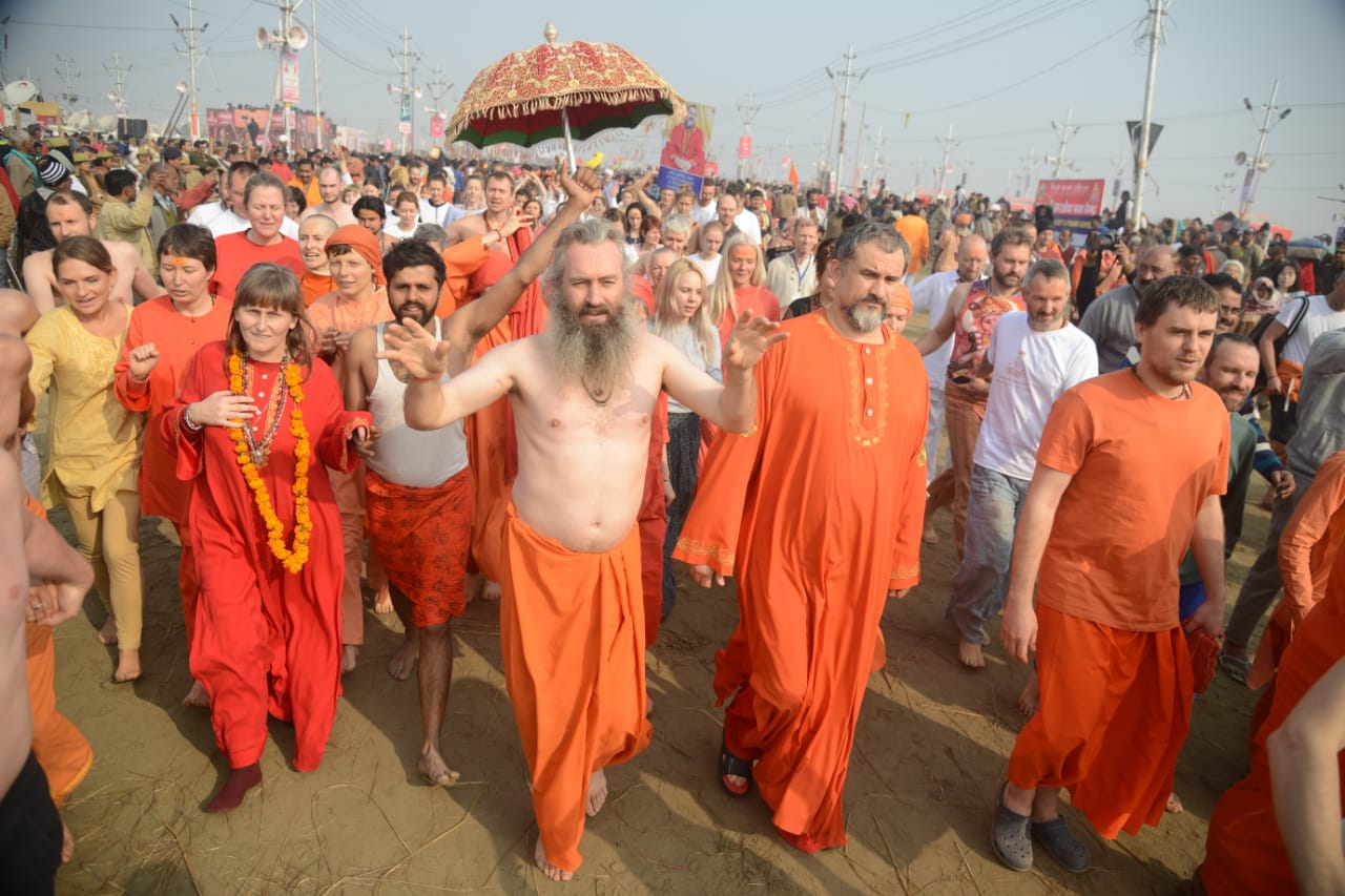 Kumbh Country Turns into Battleground of Politics Ahead of LS Polls