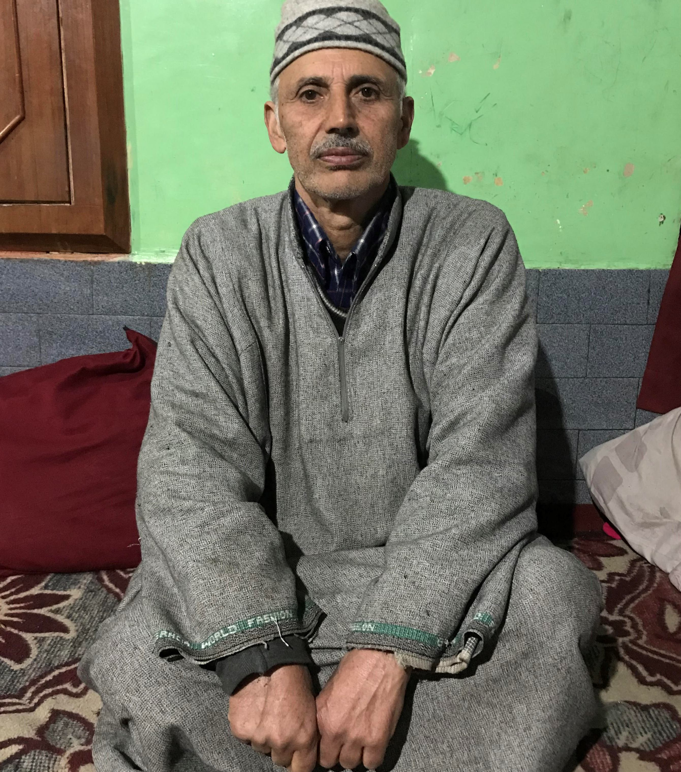 Ghulam Mohammad Sheikh