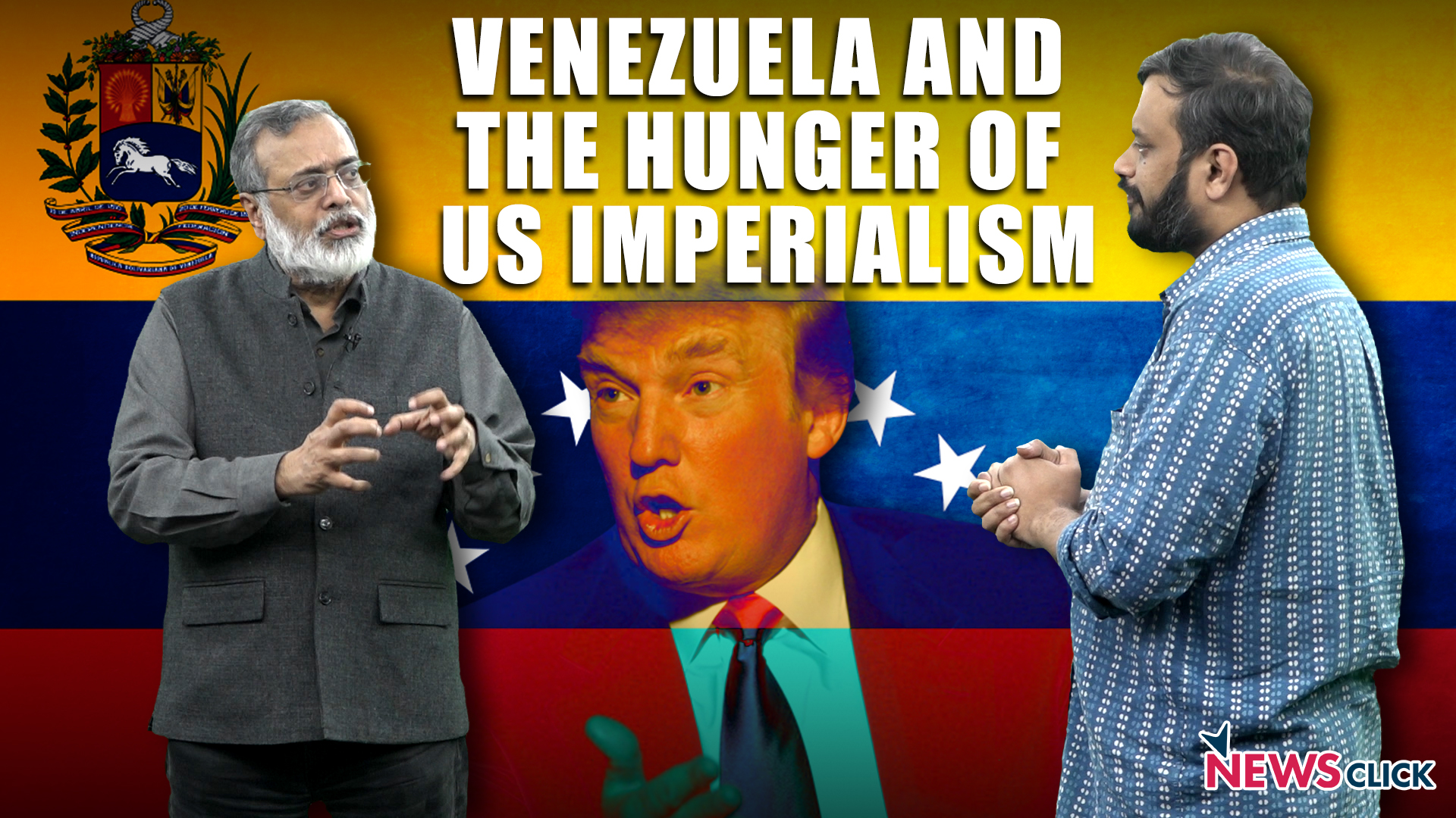 Venezuela and the Hunger of US Imperialism