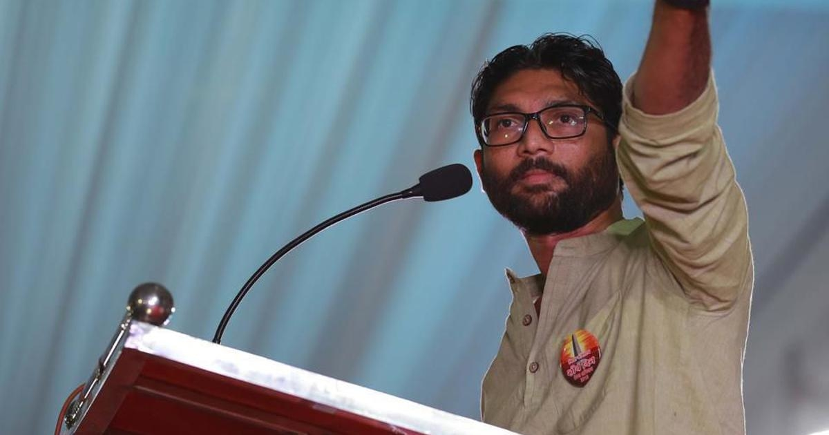Jignesh Mewani Event