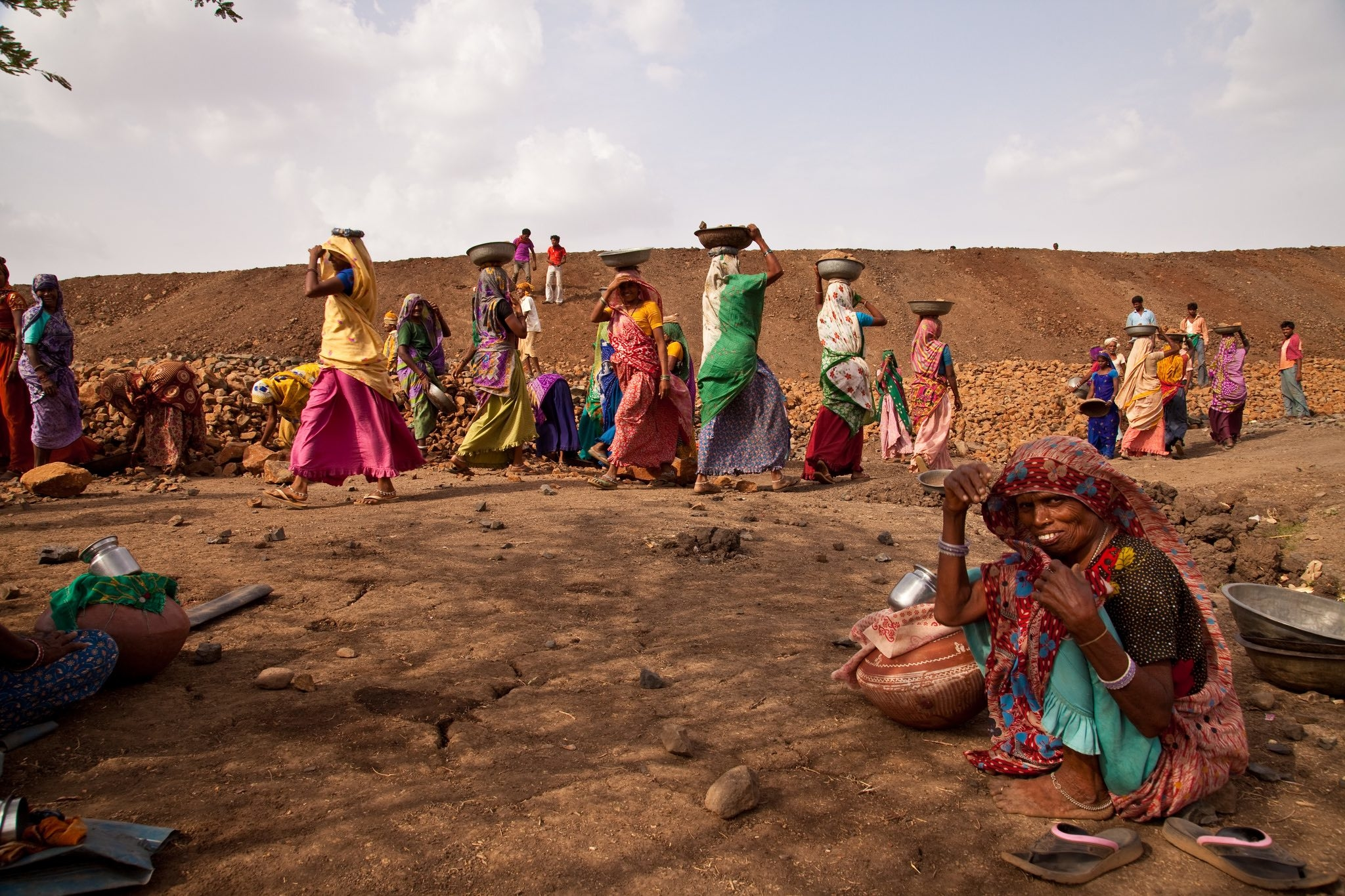 MGNREGA In Jharkhand