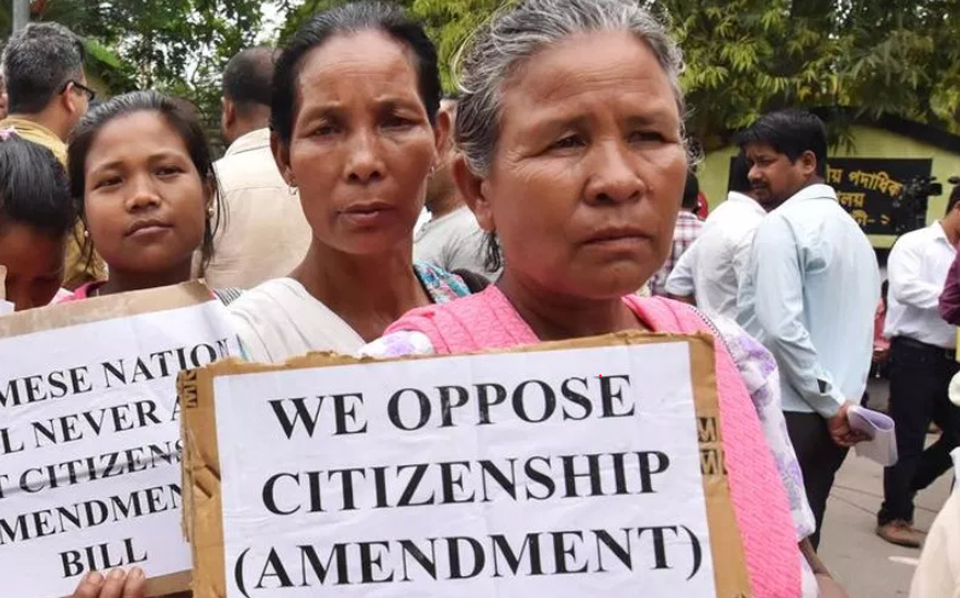 Shutdown in Nagaland Over Citizenship Bill | NewsClick