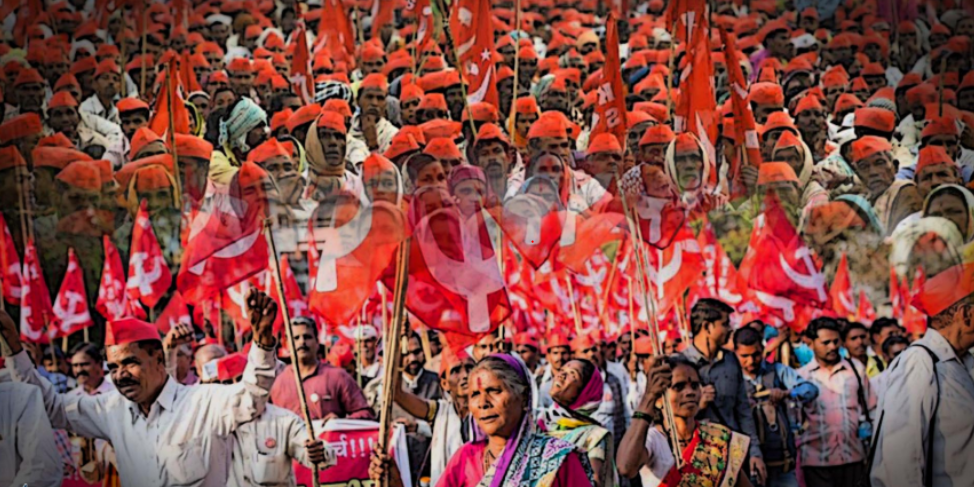 LDF's Kerala Protection March Witnesses Massive Participation
