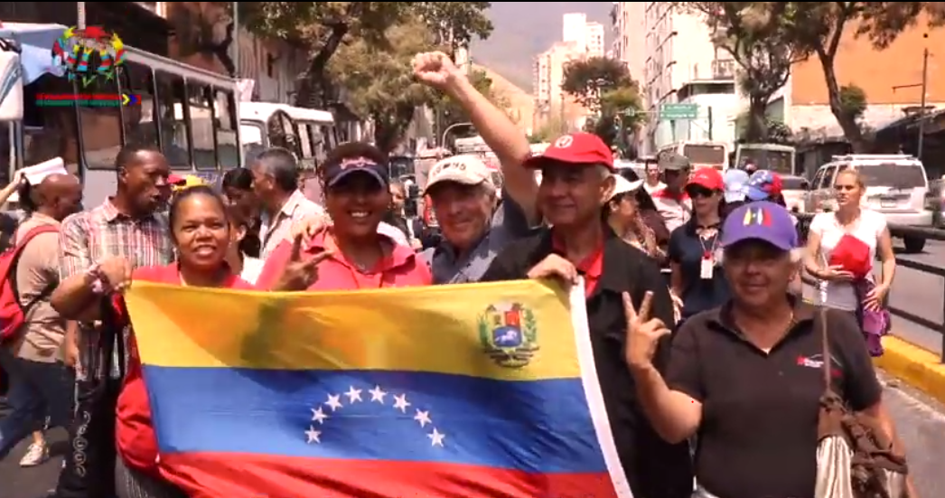 """Socialism Gave Power To The Working Class In Venezuela"""