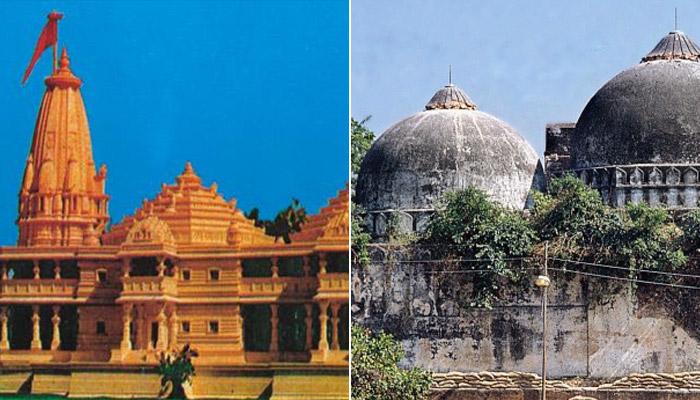 Image result for ram mandir babri masjid