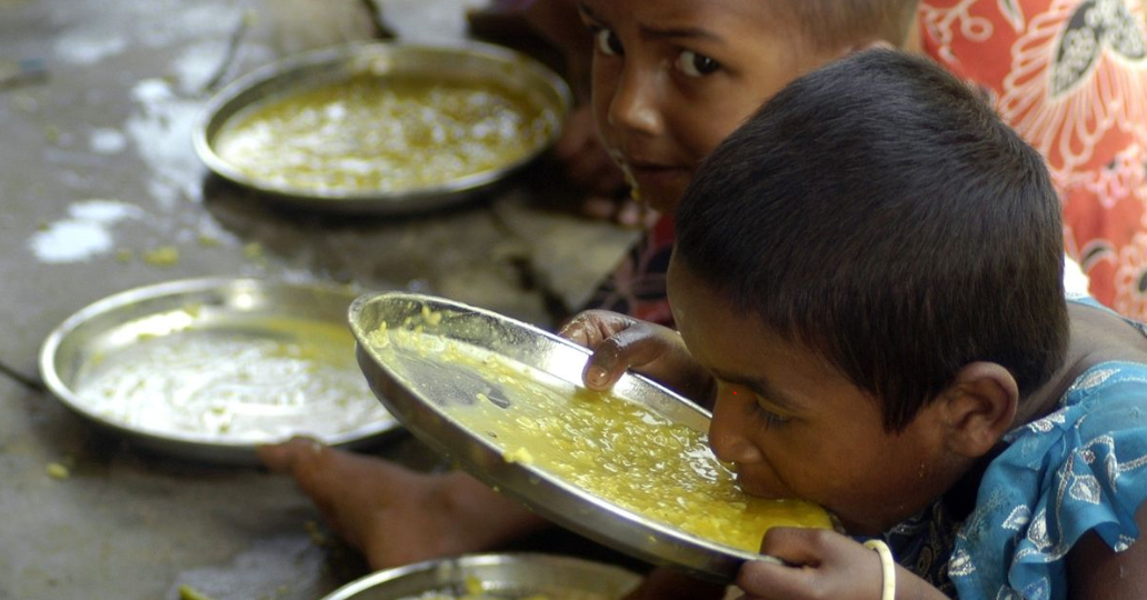 42 Starvation Deaths in 2 Years, Campaign Demands Food for Everyone