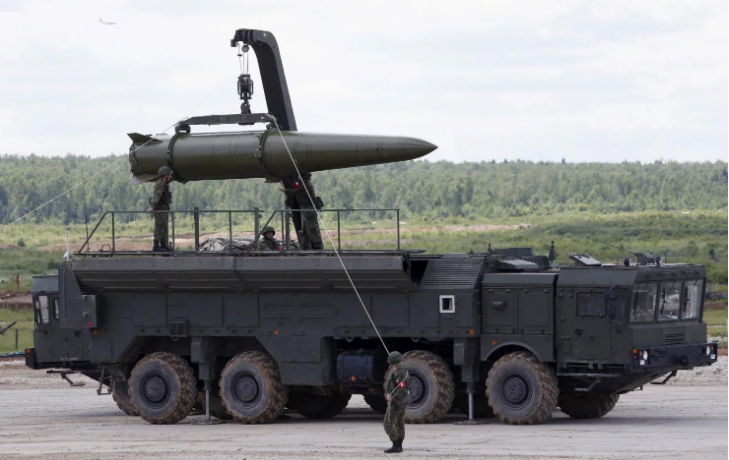 9M729 missile of Russia