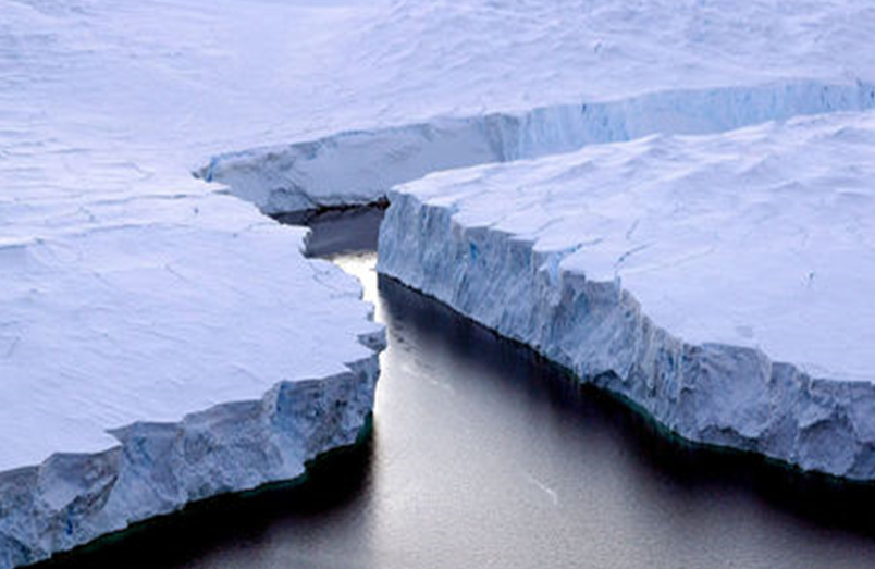 Antarctic Ice Melting